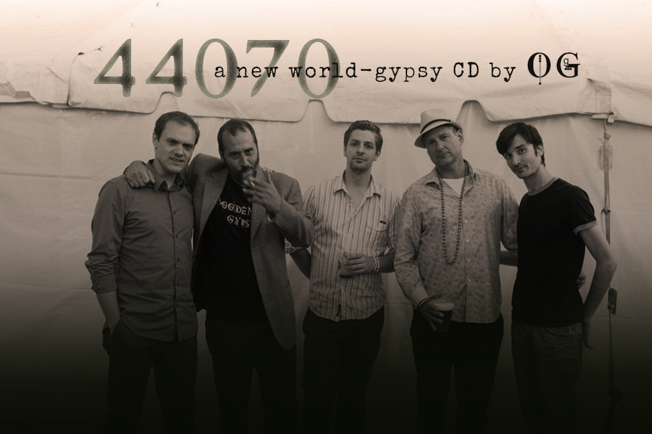 """44070"" – social justice inspiration, western gypsy sounds"