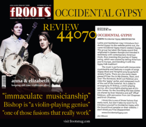Review of 44070 by fRoots Magazine – UK